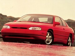 Used Vehicles  1995 Chevrolet Monte Carlo Z34 Coupe Conway, SC