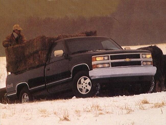 1995 Chevrolet K1500 Cheyenne Truck Standard Cab