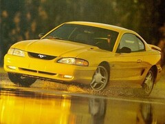 Used 1995 Ford Mustang Base Fastback 1FALP4049SF240740 Chiefland