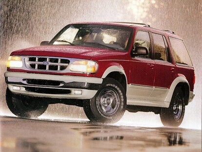 Used 1995 Ford Explorer For Sale In Danbury Ct Vin
