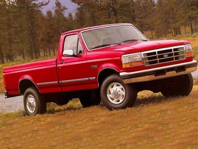 1995 Ford F-250 XL Long Bed Truck