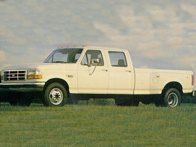 1995 Ford F-350 XL Crew Cab