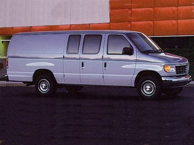 1995 Ford E-150 Base Van Cargo Van