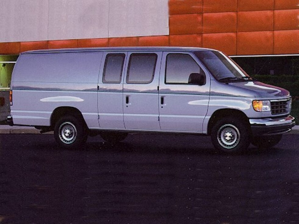 1995 Ford E-150 Wheel Chair Conversion Van Cargo Van Classic Car For Sale in Sioux Falls, South Dakota