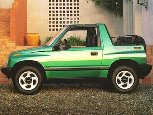 1995 Geo Tracker . SUV