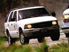 1995 GMC Jimmy Base SUV
