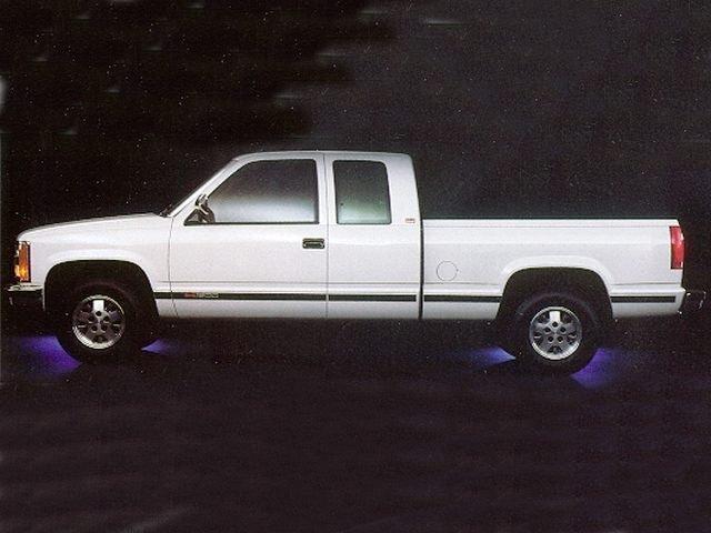 1995 GMC Sierra 2500 SL Extended Cab Truck