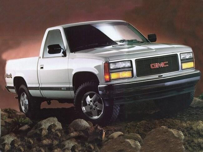 1995 Gmc 2500 Mileage ✓ The GMC Car