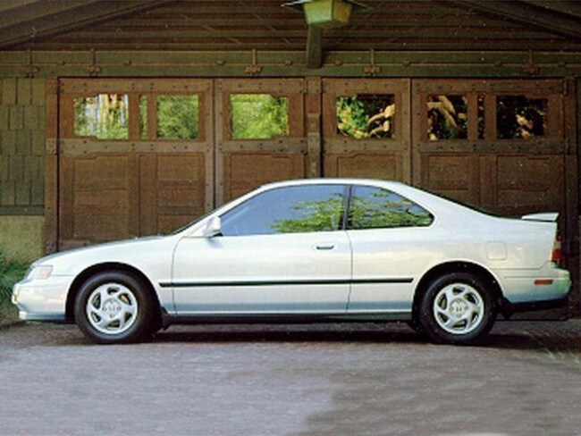Used 1995 Honda Accord 2dr Coupe EX Auto Coupe Anderson, SC