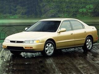 Used 1995 Honda Accord EX w/Cloth 2.2L Sedan JHMCD5552SC001153 Helena, MT