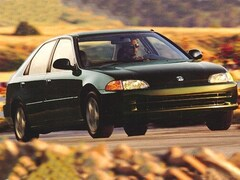 Used 1995 Honda Civic LX Sedan for sale near Germantown, TN near Southaven, MS