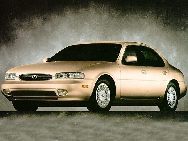 1995 INFINITI J30 Base Sedan