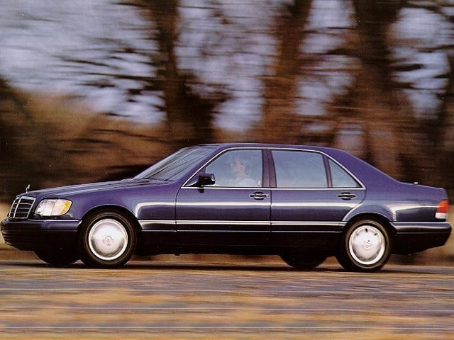 Used 1995 Mercedes Benz S Class For Sale In Wilmington, NC
