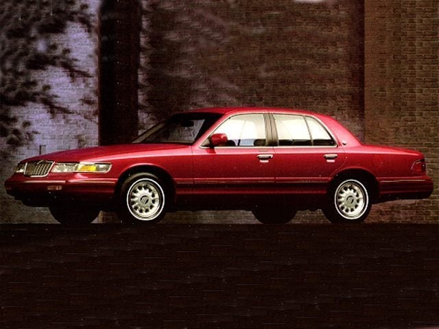 1995 Mercury Grand Marquis LS Sedan