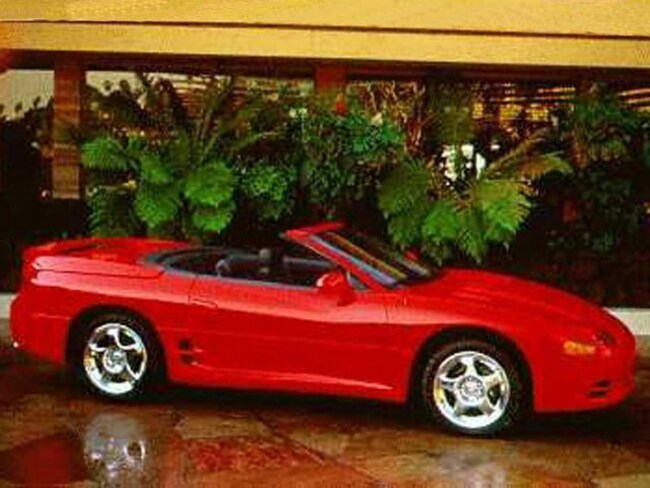 1995 Mitsubishi 3000 GT Spyder SL Convertible