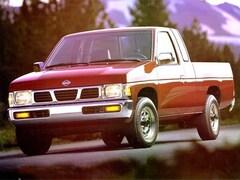 1995 Nissan 4x2 Truck XE 2.4L Truck King Cab