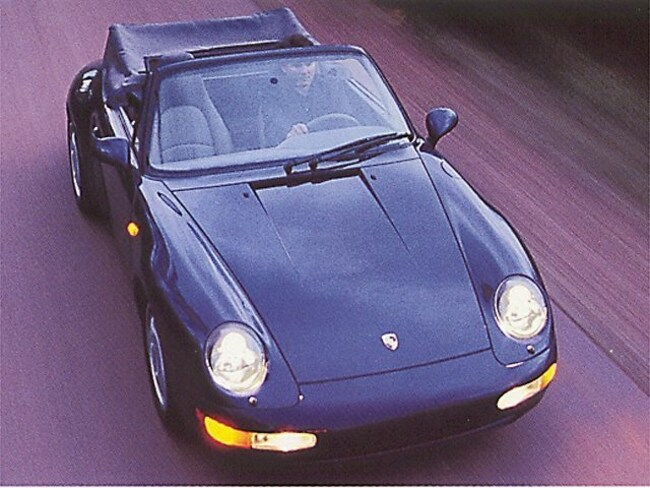 Pre-Owned 1995 Porsche 911 Carrera Convertible For Sale in Los Angeles, CA