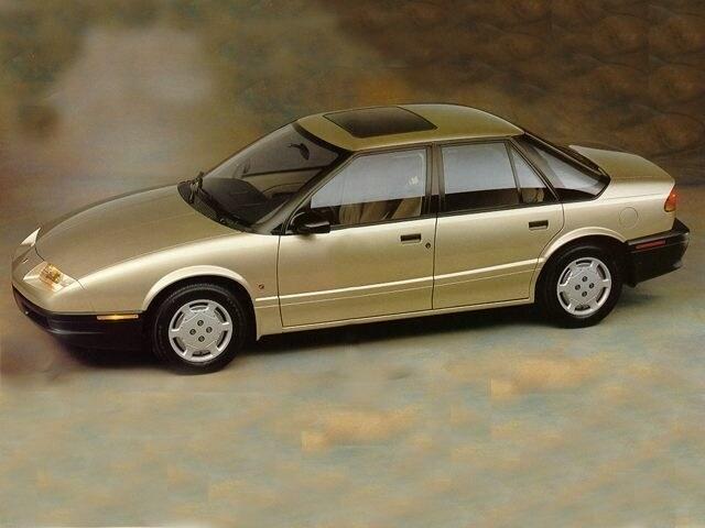 1995 Saturn S Series SL1 Sedan