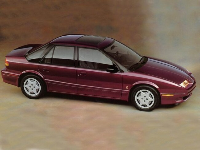Used 1995 Saturn SL2 Base Sedan near Albany NY