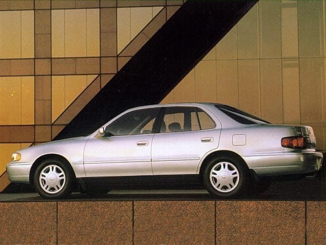 1995 Toyota Camry XLE V6 Sedan