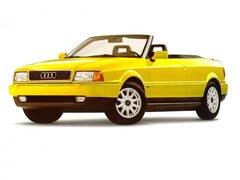 1996 Audi Cabriolet Base Convertible