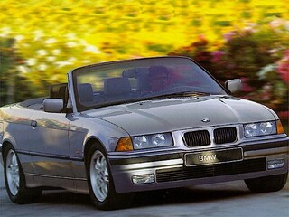 1996 BMW 318i 318IC Convertible