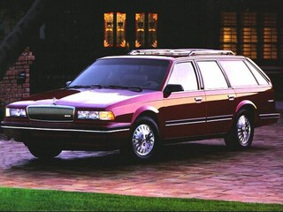 Used 1996 Buick Century Wagon 380697A in Marysville, WA