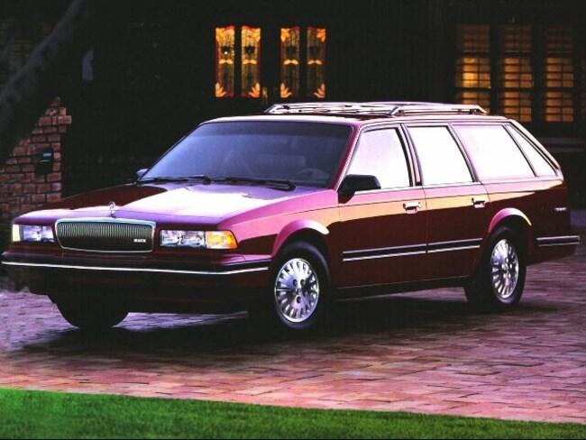 Used 1996 Buick Century Wagon 380697A in Marysville, WA