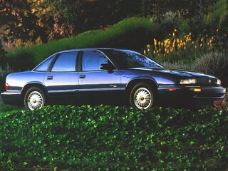 1996 Buick Regal Custom Sedan