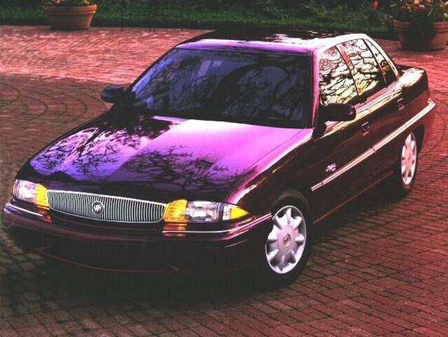 1996 Buick P Sedan