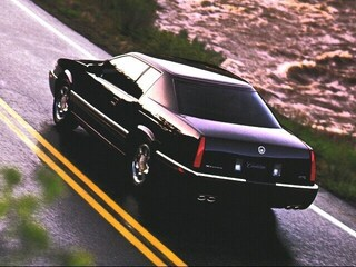 1996 Cadillac Eldorado Touring 2dr Car