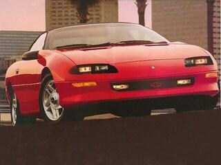 1996 Chevrolet Camaro Z28 V8 Coupe