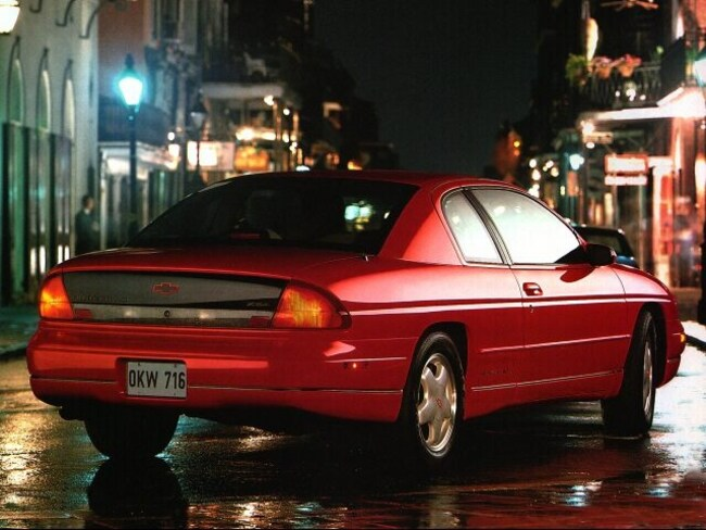 1996 Chevrolet Monte Carlo LS Coupe