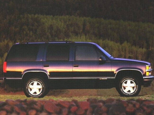 1996 Chevrolet Tahoe 4DR 4WD 1500 SUV