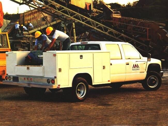 1996 Chevrolet C3500 Cheyenne Fleetside Truck Crew Cab