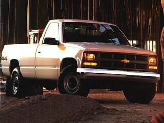 1996 Chevrolet K1500 Truck Standard Cab