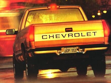 1996 Chevrolet K2500 Cheyenne Fleetside Truck Standard Cab