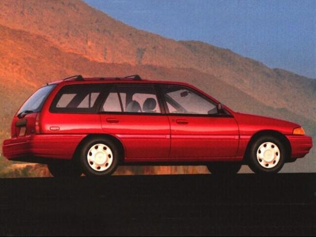 1996 Ford Escort LX Wagon