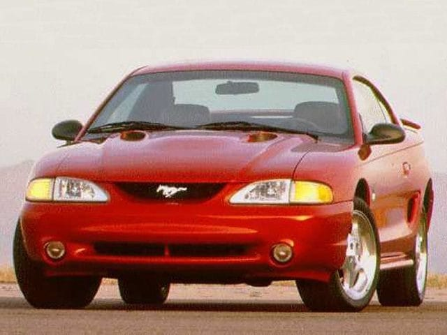 1996 Ford Mustang SVT Cobra Coupe