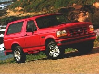 Used 1996 Ford Bronco Salt Lake City