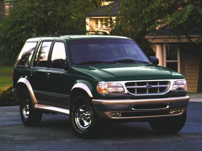 Used or Pre-owned 1996 Ford Explorer XLT SUV for sale in Cold Spring MN
