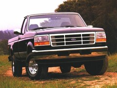 1996 Ford F-150 Supercab XLT Extended Cab Pickup