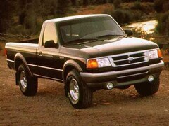 1996 Ford Ranger XLT Truck Regular Cab