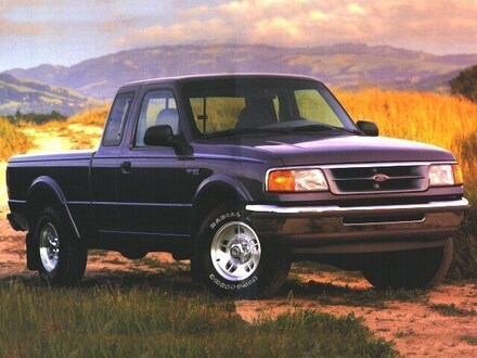 1996 Ford Ranger Truck Super Cab