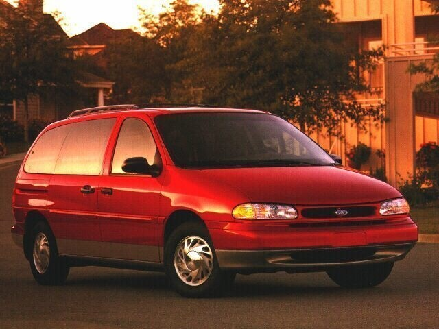 Used 1996 Ford Windstar For Sale | Albuquerque NM2FMDA5148TBC21633