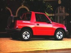 1996 Geo Tracker SUV