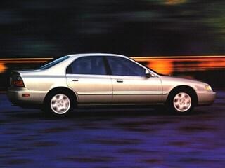 1996 Honda Accord EX w/LTHR Sedan