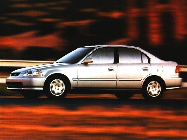 1996 Honda Civic DX Sedan