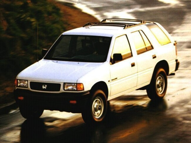 Used 1996 Honda Passport SUV For Sale Helena, MT