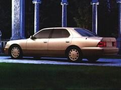 1996 LEXUS LS 400 Sedan